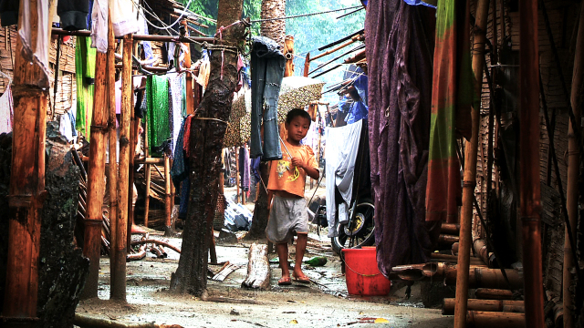 Myanmar- Still on the Run