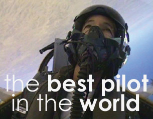 The Best Pilot in the World