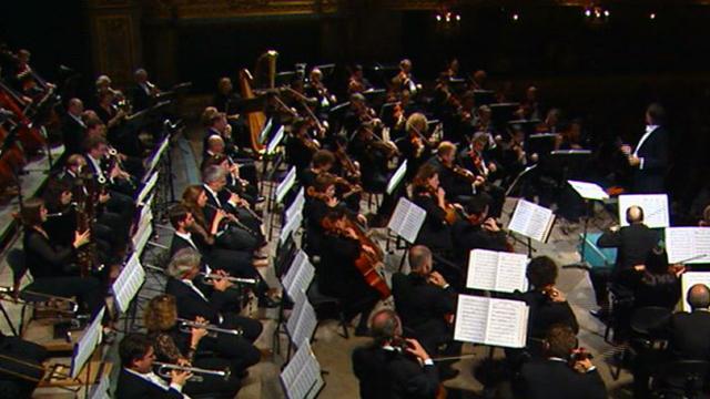 Melbourne Symphony Orchestra Visits St.Petersburg