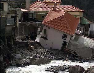 Tragedy in Madeira
