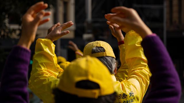 The Power of Falun Gong