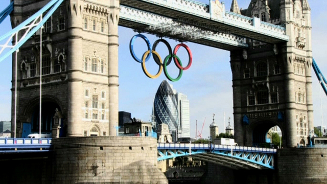 Olympics Inc