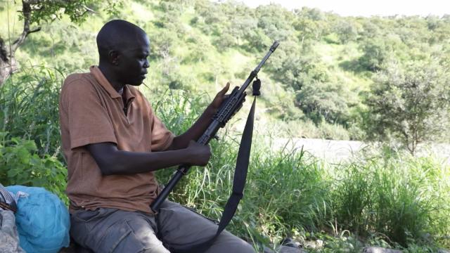 Sudan's Rebel Leaders
