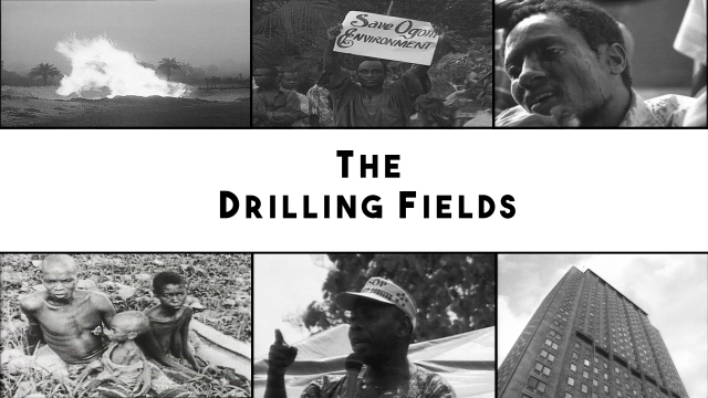 The Drilling Fields