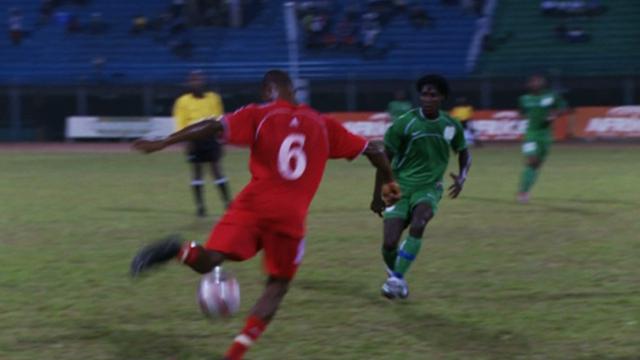 I Play Soccer