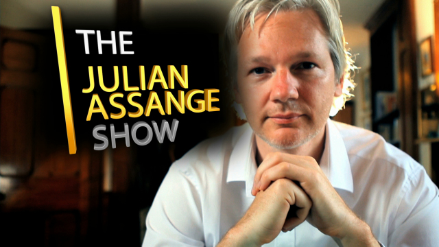 The Julian Assange Show - Complete Series