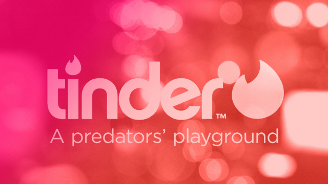 Tinder: A Predator's Playground