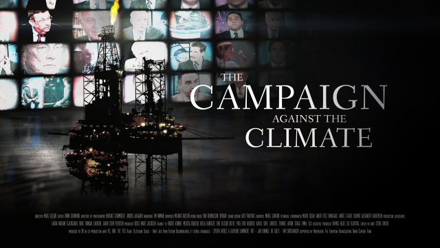 The Campaign Against the Climate
