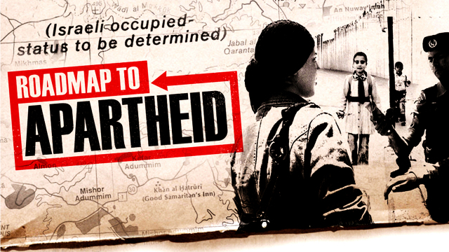 Roadmap to Apartheid