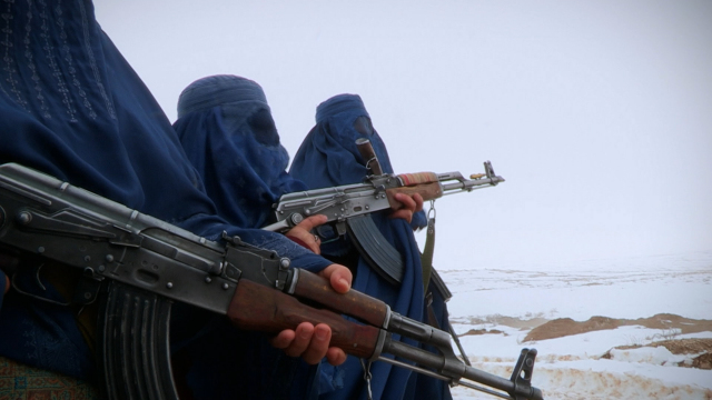 Bullets and Burqas