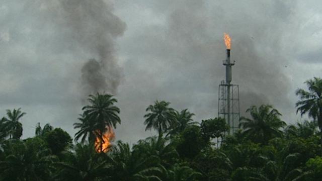 Nigeria's Oil War