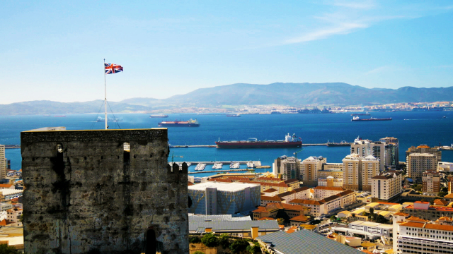 Gibraltar's Brexit Jitters