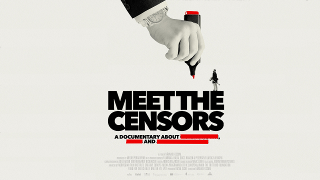 Meet The Censors