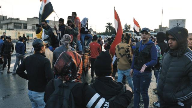 Baghdad Rising