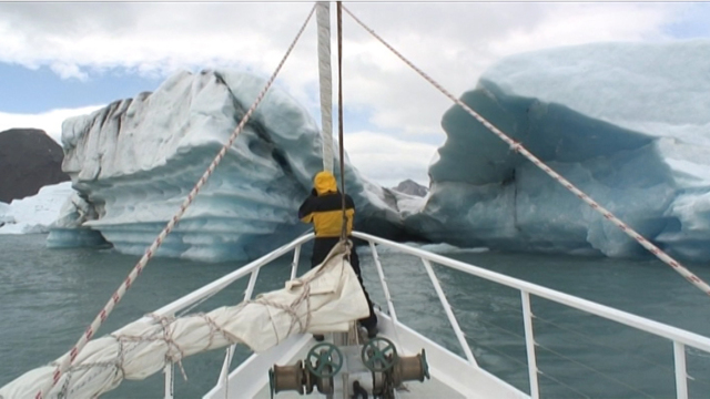 Antarctic Oasis- A haunting Journey