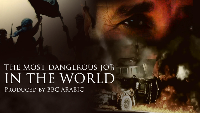 The Most Dangerous Job in the World