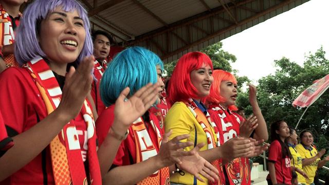 Thailand's Football Factory