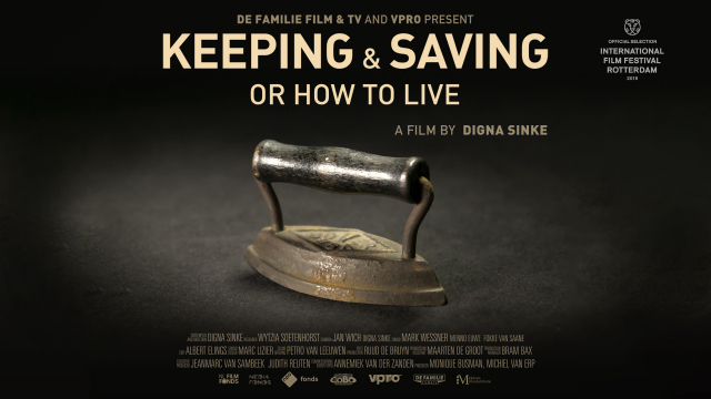 Keeping and Saving - Or How To Live