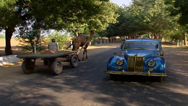 Mr. Boghilal's Car