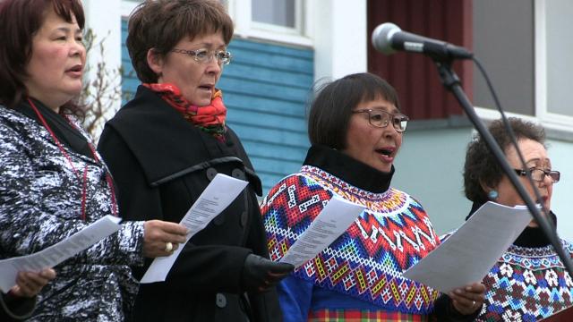 Inuit Goldrush