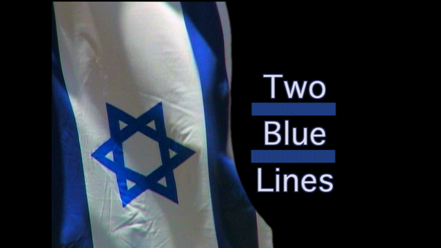 Two Blue Lines