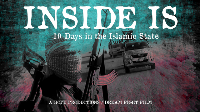Inside IS: Ten days in the Islamic State