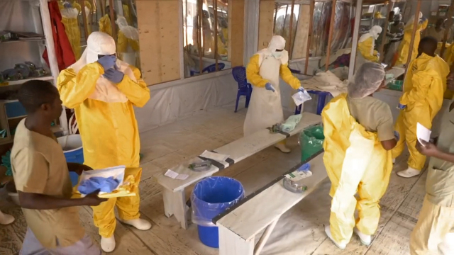 Congo's Coronavirus Battle: Life After Ebola