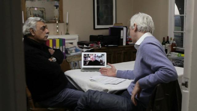 The Julian Assange Show: Episode 11