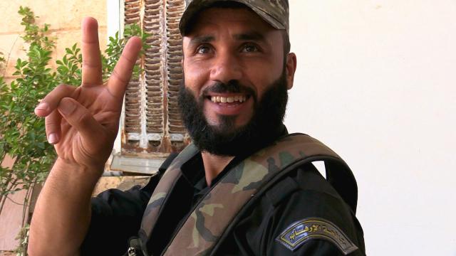 The Kurdish YPG Assad Alliance