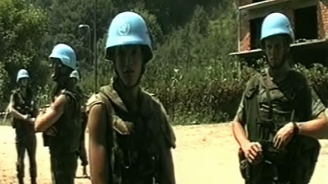 Srebrenica: The Trauma of the Blue Berets