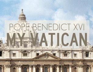 Pope Benedict XVI: My Vatican