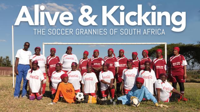 Soccer Grannies
