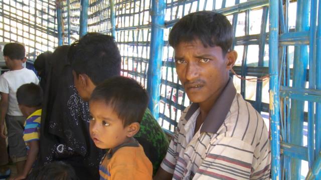 The Rohingya Mental Health Crisis