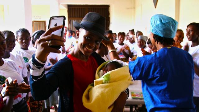 Daughter of Sierra Leone
