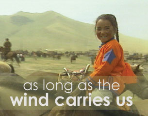 As Long as the Wind Carries Us