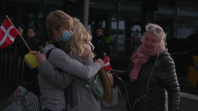 Trapped in Peru: The Danish Rescue