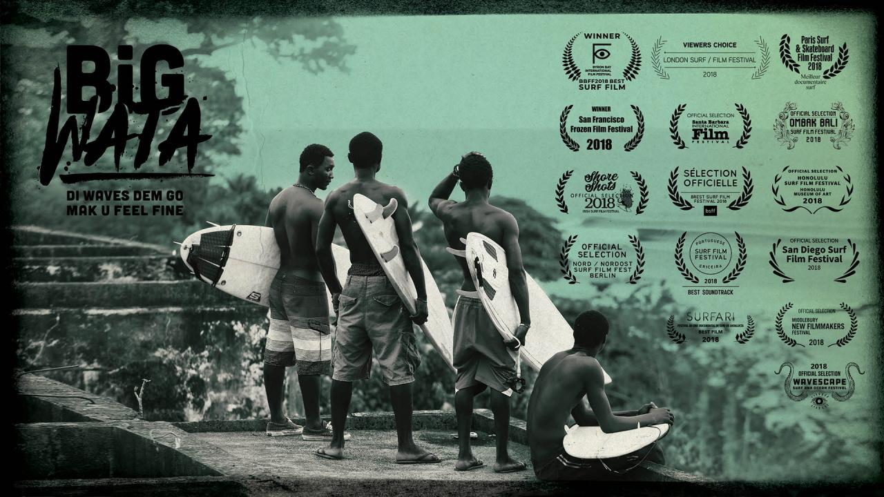 Uitzonderlijk Big Wata - Journeyman Pictures #VT13