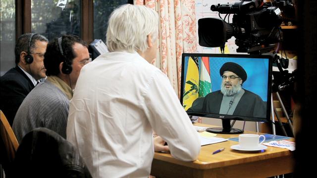 The Julian Assange Show: Episode 1