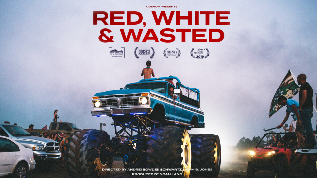 Red, White & Wasted