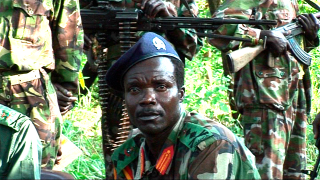 Kony and the LRA