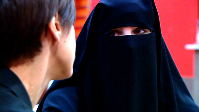 The Burqa Battle