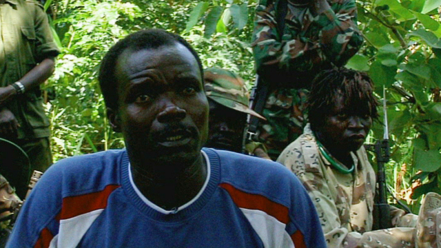 Meeting Joseph Kony