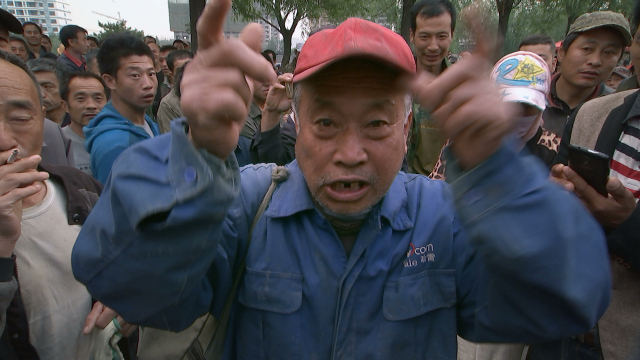 The Labours of Mr Zhang