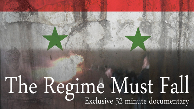 The Regime Must Fall