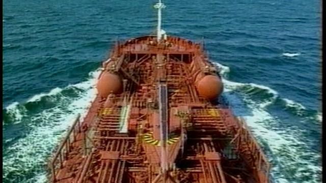 The Bomb at Sea