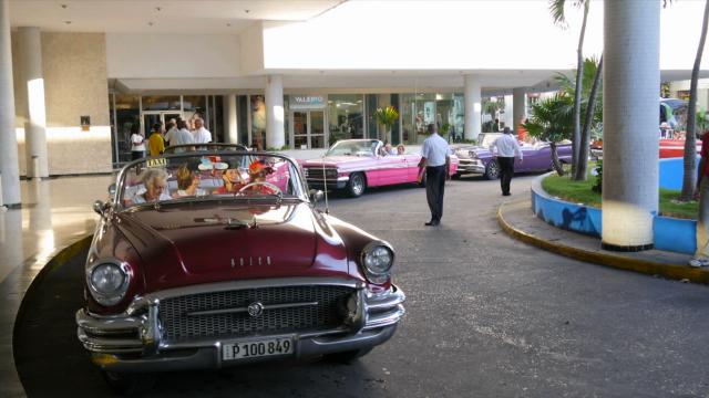 Cuba's American Tourists