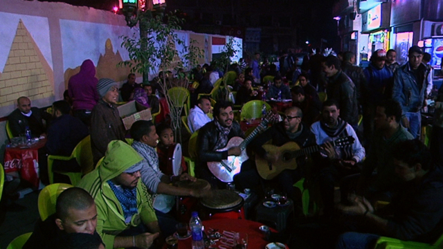 Tahrir's Troubadours