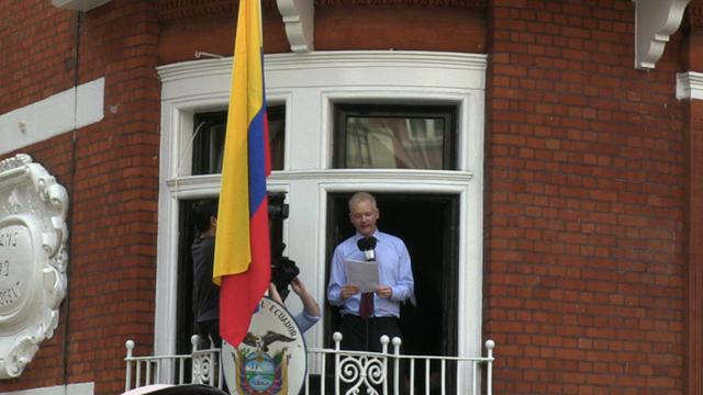 Assange's Legal Limbo