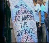 Lesbians vs Lesbians