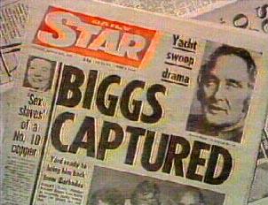 Ronnie Biggs Archive
